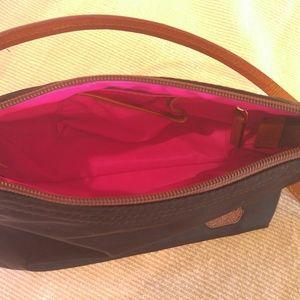 Dooney & Bourke Bags - Dooney and Bourke Nylon Small Black Bag